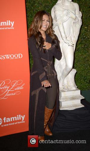 Nia Peeples - 'Pretty Little Liars' Halloween episode screening held at the Hollywood Forever Cemetery - Los Angeles, California, United...