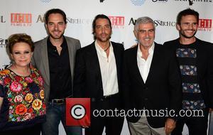 Adriana Barraza, Manolo Cardona, Alejandro Moran, Saul Lisazo and Juan Pablo Raba