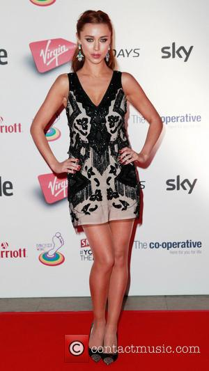 Una Healy - Attitude Magazine Awards 2013 held at the Royal Courts of Justice - Arrivals - London, United Kingdom...