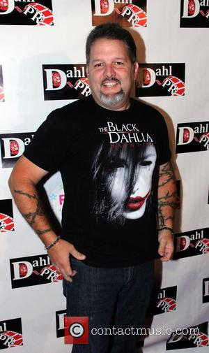 Britt Griffith - DVD release party for 'The Black Dahlia Haunting'  held at The Station Hollywood - Hollywood, CA,...
