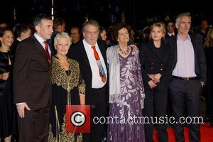 Steve Coogan, Dame Judi Dench, Stephen Frears, Philomena Lee, Sophie Kennedy Clark and Martin Sixsmith