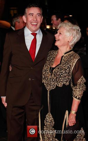 Steve Coogan Gets Plenty Of 'Ahas!' At Philomena's Bfi Screening
