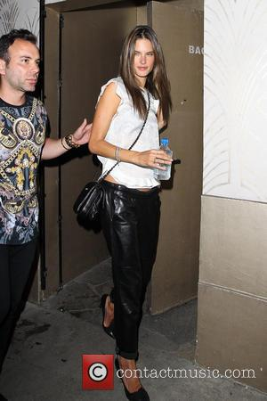 Representative Dismisses Alessandra Ambrosio Split Reports