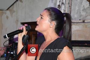 Jessie Ware - Jessie Ware performs at the Grey Goose Speakeasy - New York City, NY, United States - Wednesday...