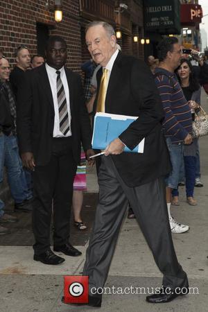 Bill O'Reilly - Celebrities outside the Ed Sullivan Theater for the 'Late Show with David Letterman' - New York City,...
