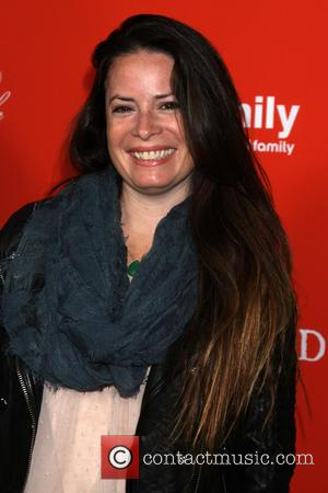 Holly Marie Combs - Pretty Little Liars Halloween Screening at he Forever Hollywood Cemetary in Los Angeles, CA - Los...