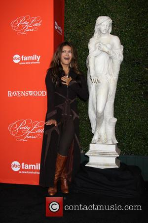 Nia Peeples - Pretty Little Liars Halloween Screening at he Forever Hollywood Cemetary in Los Angeles, CA - Los Angeles,...