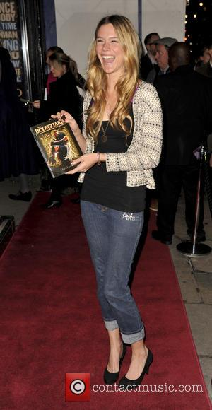 Joss Stone - The new cast of The Bodyguard - Arrivals - London, United Kingdom - Wednesday 16th October 2013