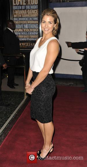 Gemma Atkinson - The new cast of 'The Bodyguard' at the Adelphi Theatre - Arrivals - London, United Kingdom -...