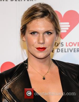 Alexandra Richards - God's Love We Deliver 2013 Golden Heart Awards - New York, NY, United States - Wednesday 16th...
