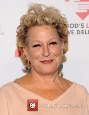Bette Midler - God's Love We Deliver 2013 Golden Heart Awards - New York, NY, United States - Wednesday 16th...