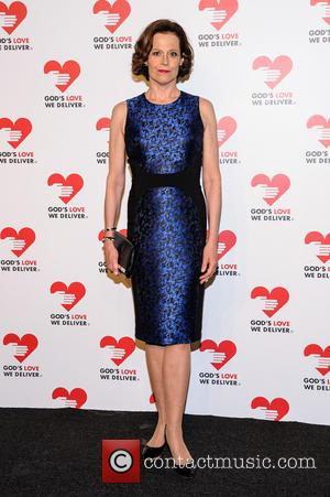 Sigourney Weaver - God's Love We Deliver 2013 Golden Heart Awards - New York, NY, United States - Wednesday 16th...