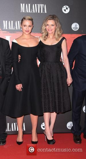 Dianna Agron and Michelle Pfeiffer