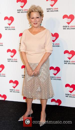 Bette Midler - God's Love We Deliver 2013 Golden Heart Awards Celebration - New York, NY, United States - Wednesday...