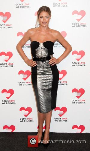 Doutzen Kroes - God's Love We Deliver 2013 Golden Heart Awards Celebration - New York, NY, United States - Wednesday...