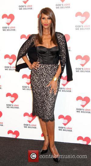 Iman - God's Love We Deliver 2013 Golden Heart Awards Celebration - New York, NY, United States - Wednesday 16th...