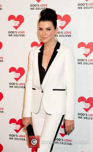 Julianna Margulies - God's Love We Deliver 2013 Golden Heart Awards Celebration - New York, NY, United States - Wednesday...