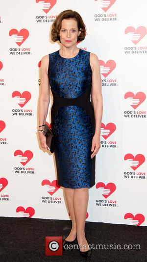 Sigourney Weaver - God's Love We Deliver 2013 Golden Heart Awards Celebration - New York, NY, United States - Wednesday...