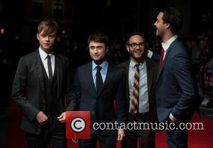 Dane DeHaan, Daniel Radcliffe, John Krokidas and Jack Huston - BFI London Film Festival: 'Kill Your Darlings' premiere held at...