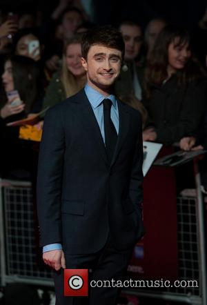 Daniel Radcliffe - BFI London Film Festival: 'Kill Your Darlings' premiere held at the Odeon Leicester Square - Arrivals. -...