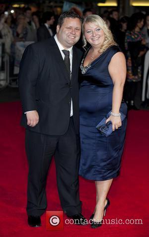 Paul Potts - BFI London Film Festival: 'One Chance' European premiere - Arrivals - London, United Kingdom - Thursday 17th...