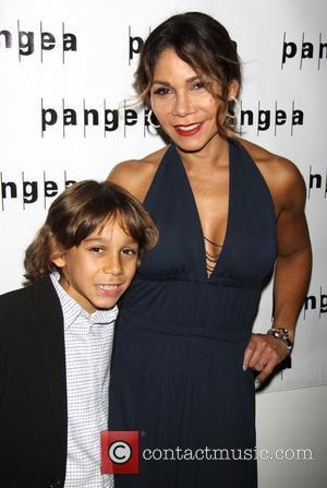 Luca Ariel Constanzo and Daphne Rubin-vega