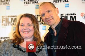 Ralph Fiennes and Joanna Scanlan - Festival Gala European Premiere of 'The Invisible Woman' during the 57th BFI London Film...