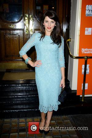 Ophelia Lovibond - One Man, Two Guvnors press night at Theatre Royal, Haymarket - London, United Kingdom - Thursday 17th...