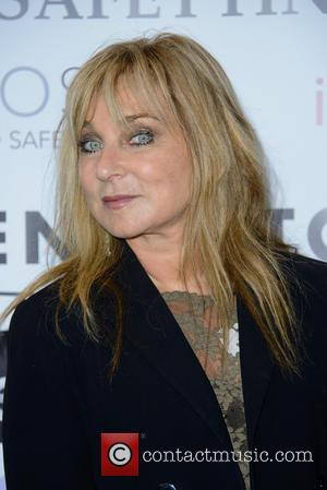 Helen Lederer - Safety in Beauty launch at the W Hotel in Leicester Square - Photocall - London, United Kingdom...