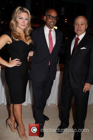 Mallory Hagan, Guest and Ray Kelly
