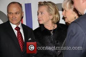 Ray Kelly and Hilary Clinton