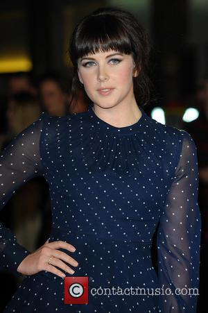 Alexandra Roach - European premiere of 'One Chance' at Odeon Leicester Square - Thursday 17th October 2013