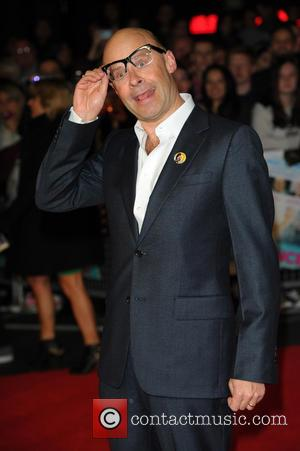 Harry Hill - European premiere of 'One Chance' at Odeon Leicester Square - Thursday 17th October 2013