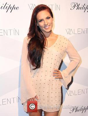 Sharna Burgess - Celebrities attend a Valentin Clothing Line event - Arrivals - Los Angeles, CA, United States - Thursday...