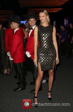 Karolina Kurkova - Wallis Annenberg Center For The Performing Arts Inaugural Gala Presented By Salvatore Ferragamo - Inside - Beverly...