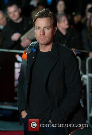 Ewan McGregor - BFI London Film Festival: 'Locke' premiere held at the Odeon West End - Arrivals - London, United...