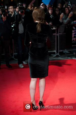 Ruth Wilson - BFI London Film Festival: 'Locke' premiere held at the Odeon West End - Arrivals - London, United...