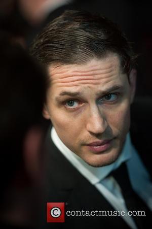 Tom Hardy - BFI London Film Festival: 'Locke' premiere