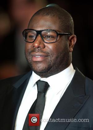 Steve McQueen - BFI London Film Festival: '12 Years a Slave' European premiere - Arrivals - London, United Kingdom -...