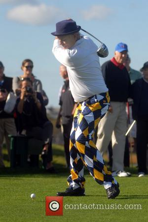 Bill Murray - 24th Annual Robert F. Kennedy Jr. Golf Tournament to benefit the Robert F. Kennedy Center for Justice...