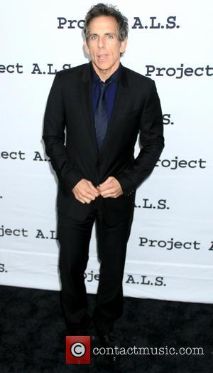 Ben Stiller - Stars turn out for the Project A.L.S.