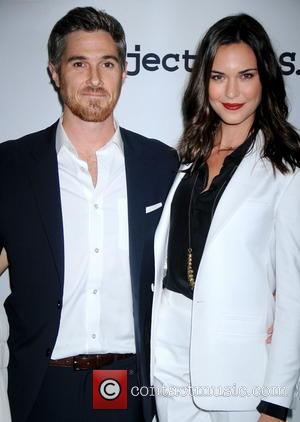 Dave Annable and Odette Annable - Stars turn out for the Project A.L.S.