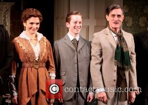 Mary Elizabeth Mastrantonio, Spencer Davis Milford and Roger Rees