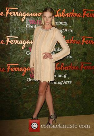 Anne Vyalitsyna - Wallis Annenberg Center For The Performing Arts Inaugural Gala Held at Wallis Annenberg Center for the Performing...