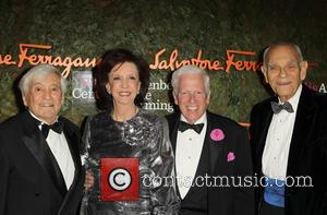 Wallis Annenberg, Fred Hayman, Murray Pepper, Vicki Reynolds and Jerry Magnin