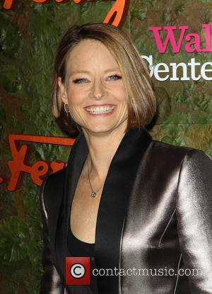 Jodie Foster - Wallis Annenberg Center For The Performing Arts...