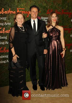 Kate Burton, Tony Goldwyn and Liz Goldwyn