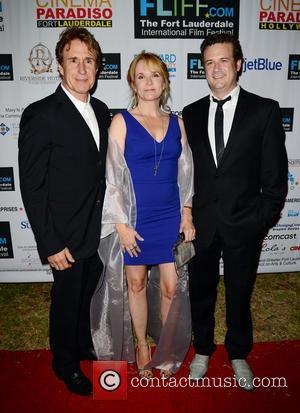 John Shea, Lea Thompson and Jim Hemphill