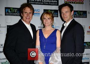 John Shea, Lea Thompson and Stephen Moyer