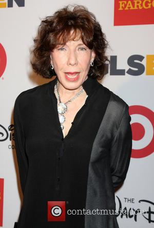 Lily Tomlin - 9th Annual GLSEN Respect Awards at The Beverly Hills Hotel - Arrivals - Los Angeles, California, United...